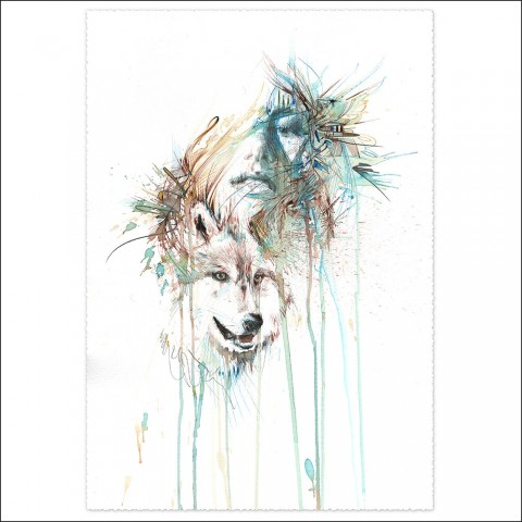 Undercurrent by Carne Griffiths
